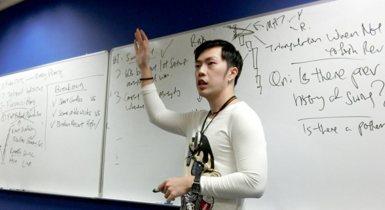 julian wong binary lab meetup